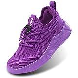 Damyuan Mädchen Sneakers Laufschuhe Turnschuhe Sportschuhe Straßenlaufschuhe Atmungsaktiv...