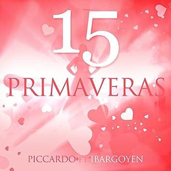 15 Primaveras