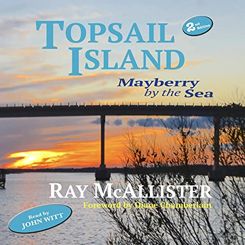 Topsail Island Audiobook By Ray McAllister cover art