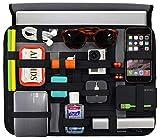 """Cocoon Grid-IT! - Funda de Neopreno con Organizador para MacBookPro Retina Display 13"""" / MacBook Air - Negro"""