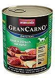 Animonda Gran Carno Hundefutter Adult Probierpack Adult Mix 1, 1er Pack (1 x 6 x 800 g) - 6