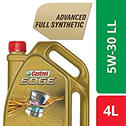 Castrol Edge 5W-30 LL Full Synthetic Engine Oil (4L),Castrol