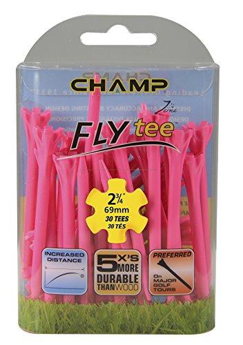 Champ Zarma Golf Fly Tee 40 PK - Tee de golf (40 unidades)