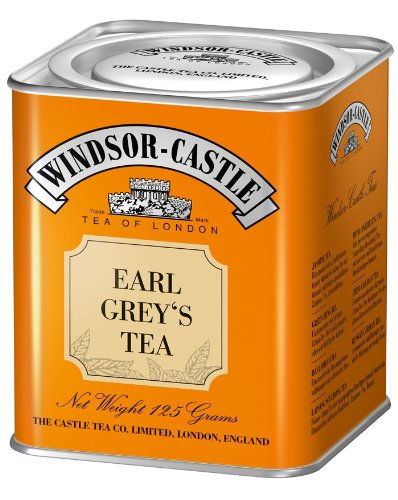 Windsor-Castle Earl Grey's Tea, Dose, 125 g