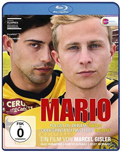 MARIO (Original deutsche/schweizerdeutsche Kinofassung) [Blu-ray]