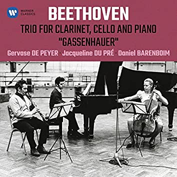 """Beethoven: Trio for Clarinet, Cello and Piano, Op. 11 """"Gassenhauer"""""""