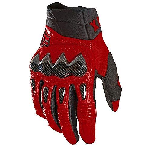 Fox Bomber Glove Red L