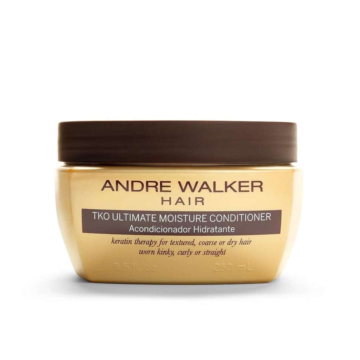 さわやか十分世界的にAndre Walker Hair The Gold System TKO Ultimate Moisture Conditioner 8.5 fl oz. by Andre Walker Hair