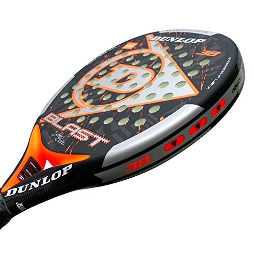 Dunlop Pala de Pádel Blast JM LTD Orange: Amazon.es: Deportes y ...