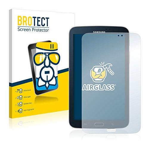 BROTECT Panzerglas Schutzfolie kompatibel mit Samsung Galaxy Tab 3 (7.0) WiFi SM-T210 - AirGlass, 9H Härte, Anti-Fingerprint, HD-Clear