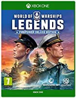 World Of Warships: Legend - Firepower Deluxe Edition (Xbox One) (輸入版)