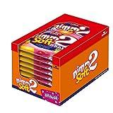 nimm2 soft Brause (6 x 345g) / Kaubonbons mit Fruchtsaft & Vitaminen -