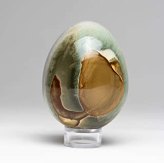 Astro Gallery of Gems Polished Polychrome Egg from Madagascar (340 Grams)