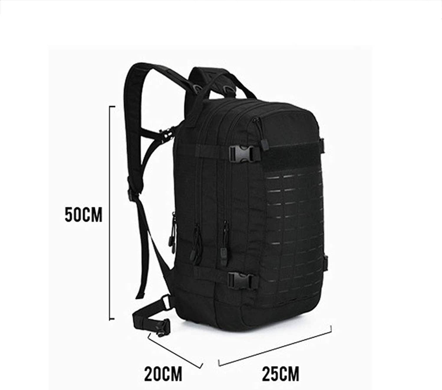 Backpacks Remote Outdoor Backpack Women's Lightweight MultiFunctional Outdoor Sports Traveling Rucksack Suitable (color   F, Size   One Size)