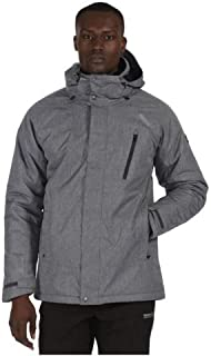 Regatta Great Outdoors Mens Highside II Breathable Insulated Waterproof Jacket