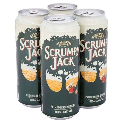 Scrumpy Jack Original Cider (500ml Dose)