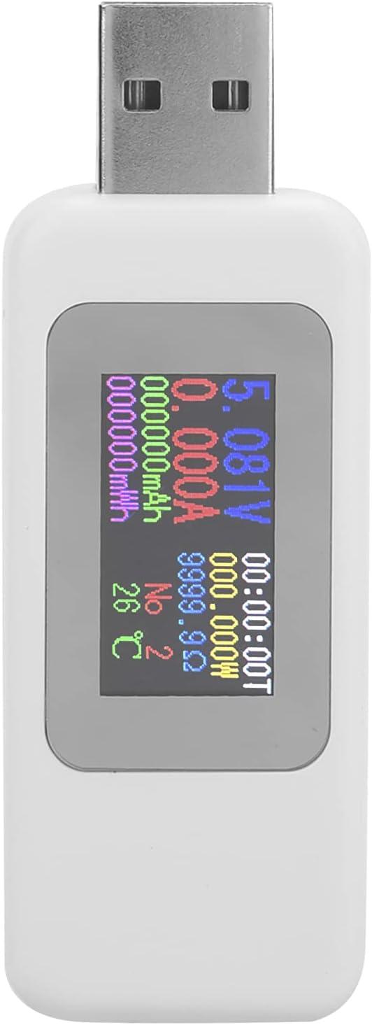 Voltage Tester USB Recommendation 4-30V LCD Power De [Alternative dealer]