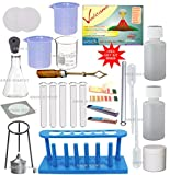 THE CURIOUS BRAIN Chemistry Lab Utility for Kids (Multicolour)