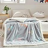 Hug Blanket 100cmx150cm Cover Nap Mat Nursery Baby Baby Dual-use Double Thick Winter