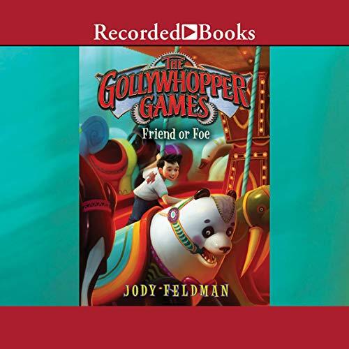 『The Gollywhopper Games: Friend or Foe』のカバーアート