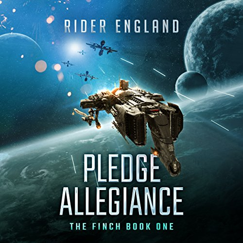 Pledge Allegiance audiobook cover art
