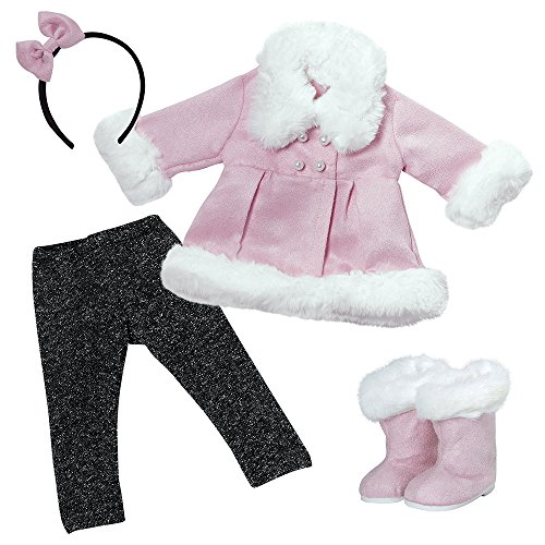 Adora Amazing Girls Snowy Winter Outfit for 18 Dolls (Amazon Exclusive)
