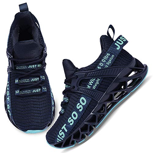 UMmaid Unisex-Kinder Turnschuhe Sportschuhe Hallenschuhe Leicht Atmungsaktiv Laufschuhe Sneaker für Jungen Mädchen