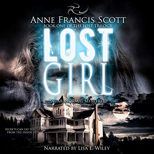 Lost Girl: A Paranormal Mystery audiobook cover art