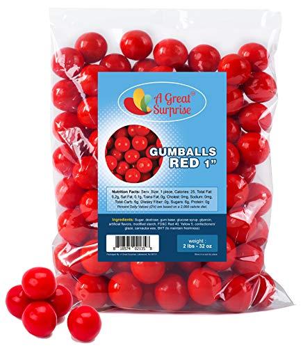 Red Gumballs