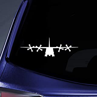 Bargain Max Decals - C130 C-130 Military Airplane Sticker Decal Notebook Car Laptop 8