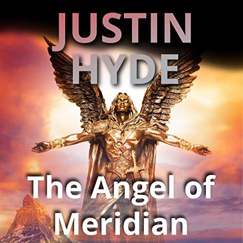 The Angel of Meridian audiobook cover art