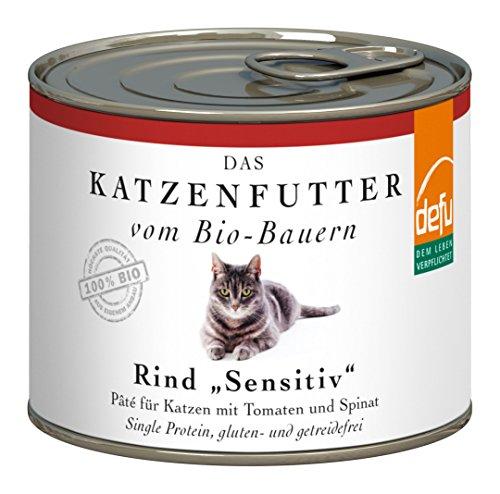 D. Felderzeugnisse GmbH -  defu Katze Rind