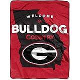 The Northwest Company Georgia Bulldogs Oversized Silk Touch Blanket