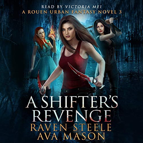 A Shifter's Revenge  By  cover art