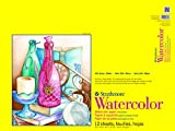 Our intermediate grade watercolor paper, it is popular with watercolorists of all levels because of the fine and even washes that can be achieved using this sheet It also has a strong surface that will allow lifting and scraping applications This ite...