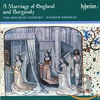 Marriage of England & Burgundy