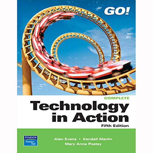 VangoNotes for Technology in Action, 5/e Complete audiobook cover art