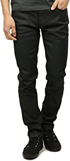 [ヌーディージーンズ] Nudie Jeans メンズ ジーンズ Thin Finn 254 1115550 1067 Back 2 Black (コード:4062706213)