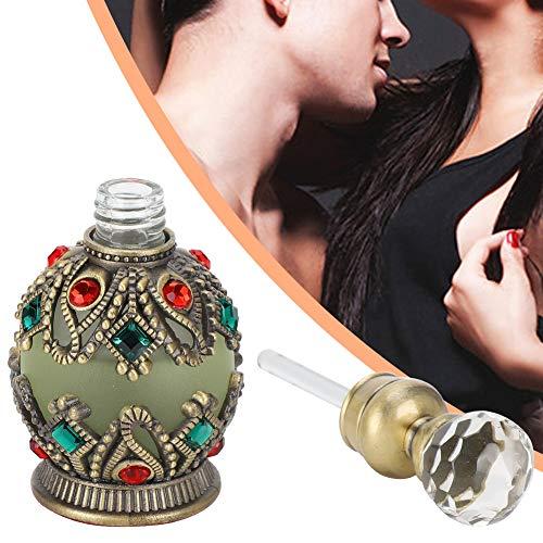 Voluxe Estilo clásico único conservado 24 Horas Perfume Vintage, Perfume musulmán fácil de Usar, para la Escuela en el hogar, Oficina, Oficina, Creyente Halal musulmán