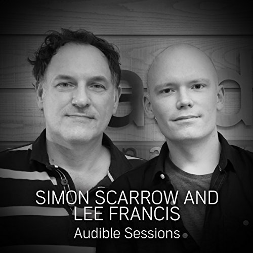 Simon Scarrow and Lee Francis audiobook cover art