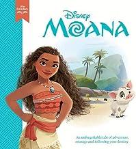 Disney - Moana: (Little Readers Cased Disney)