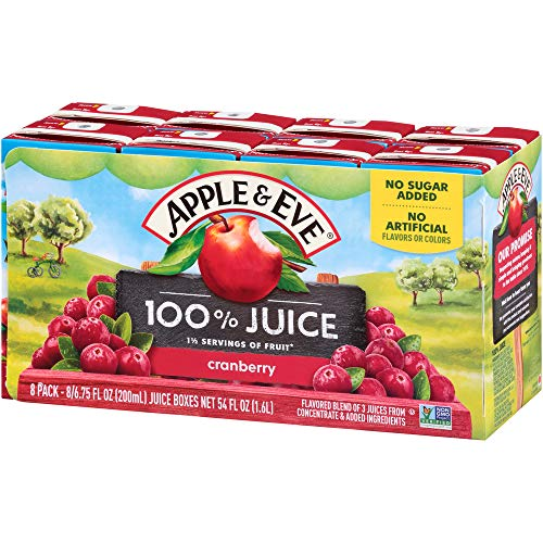 100 cranberry juice no sugar - 4
