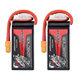 Best Battery For Note 3s - GOLDBAT 1500mAh 3S 11.1V 100C Softcase Lipo Battery Review