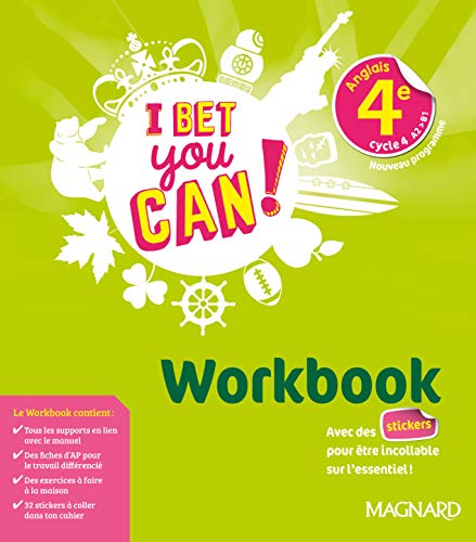 I Bet You Can! 4e (2019) - Workbook