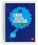 Lengua castellana y literatura. 2 ESO. Aprende y aprueba. Cuaderno - 9788467549331