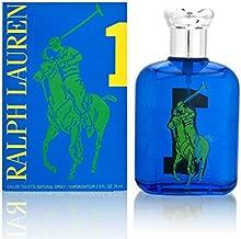 Ralph Lauren The Big Pony Collection #1 Eau De Toilette for Men 2.5 OZ. 75 ML.