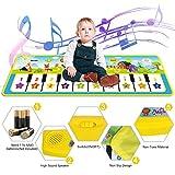 Zoom IMG-2 lisopo tappeto musicale bambini pianoforte