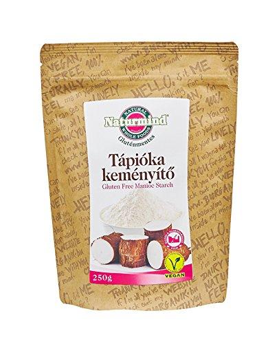 Natur Tapiokastärke 250g - Glutenfrei - fein gemahlen und geschmacksneutral