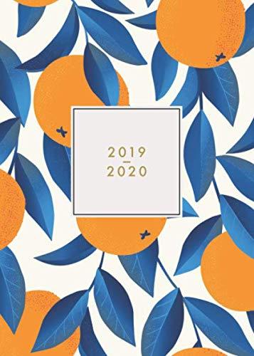 2019 2020: Agenda 2019-2020 semana vista | Julio 2019 a Diciembre 2020 | Agenda semanal y mensual |...