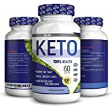 Keto Diet Pills - BHB Keto Capsules Advanced Weight Loss Supplement Ketogenic Carb Blocker and Natural Appetite Suppressant Promotes Focus